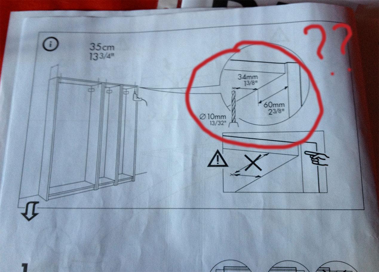Comment Ne Pas Monter Une Armoire Ikea Matronix Fr