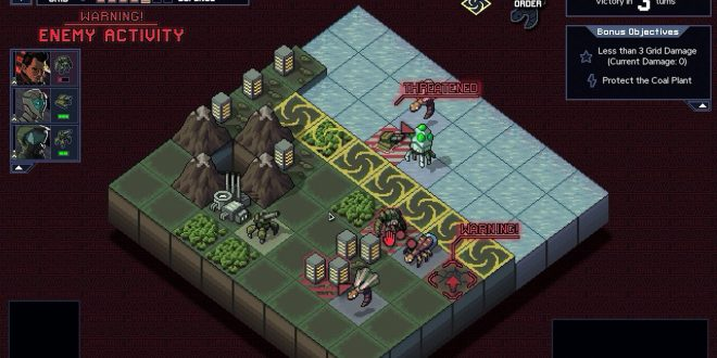 Into The Breach – Découverte